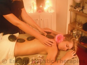 Hot stone massage (2)