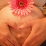 Pregnancy massage heart 2